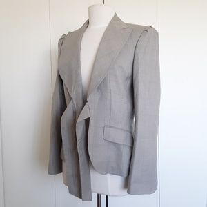 ANNE KLEIN Grey Suit Sz 10